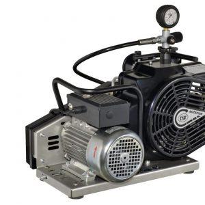 دستگاه شارژ سیلندر های تنفسی