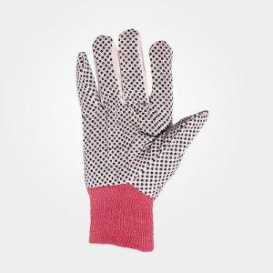 دستکش خال دار